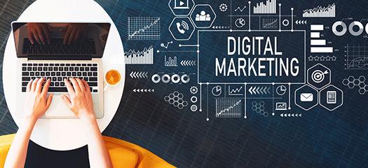 Bachelor commercial marketing digital