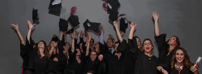 Remise de diplômes merkure